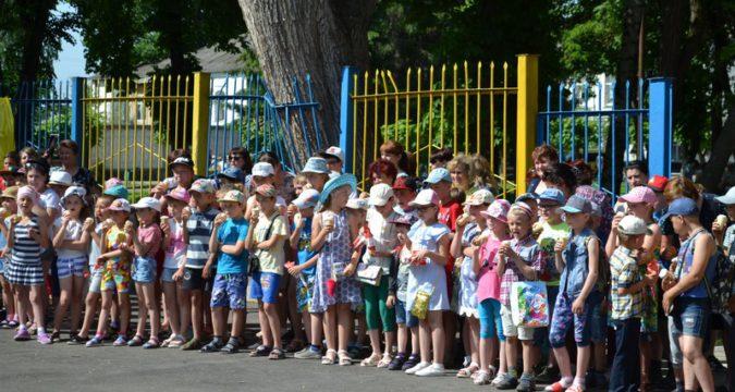 Лебединські діти святкували День захисту дітей