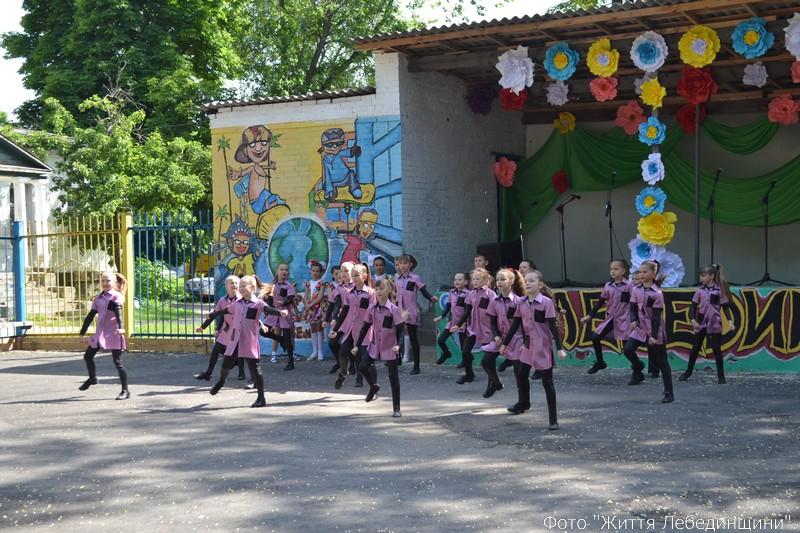 Лебединський День захисту дітей