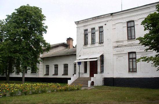 педагогічний коледж Лебедин