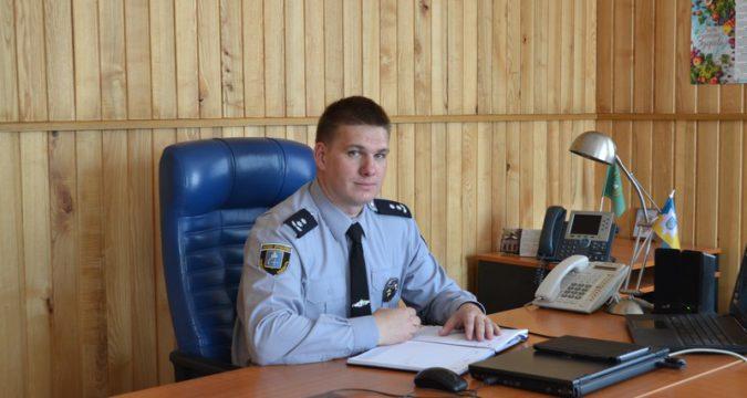 Начальник Лебединського ВП
