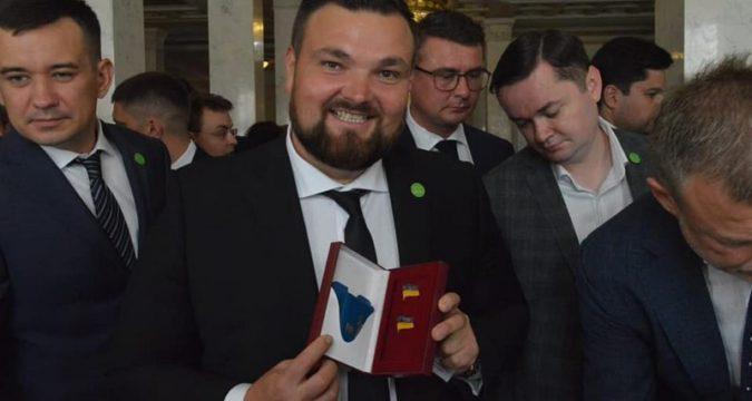 Лебединський народний депутат