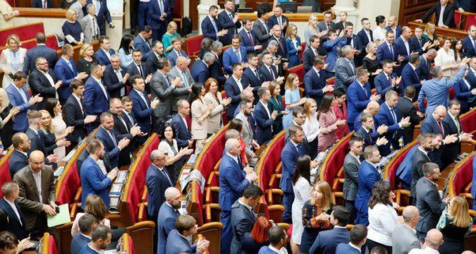 лебединські депутати у Верховній Раді