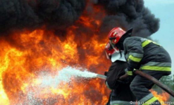 ЛЕБЕДИНЩИНА. Спалювали сухостій – згоріла хата?