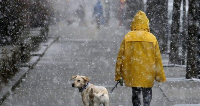 У Лебедині можливий мокрий сніг