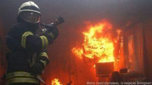 Лебединщина у вогні: за два дні – дві пожежі