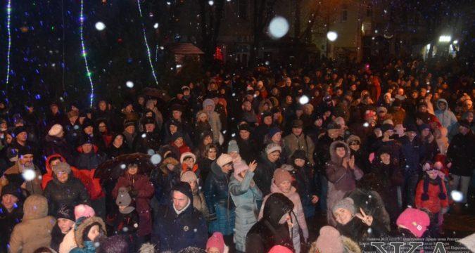 Лебединський Новий рік
