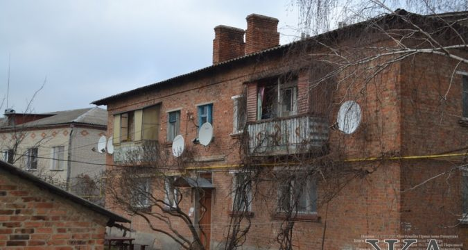 вулиця Лебедина