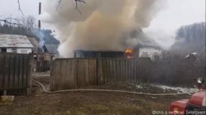 ЛЕБЕДИНЩИНА. У Токарях під час пожежі загинув чоловік