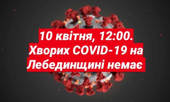 Коронавірус на Лебединщині: 120 осіб завершили самоізоляцію