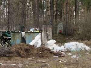 Куданівське сміття не забуте