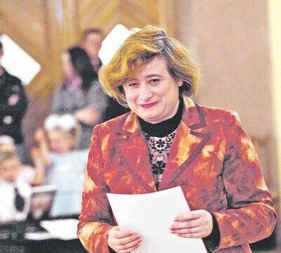 Лариса Вялкова