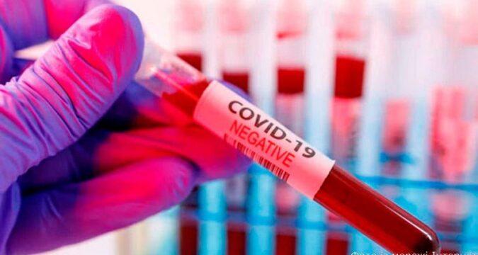 коронавірус Лебедин