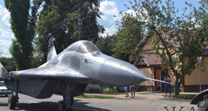 Лебединський літак Міг-29